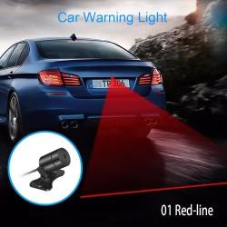 Стоп лазер за кола - предупредителен сигнал за мъгла