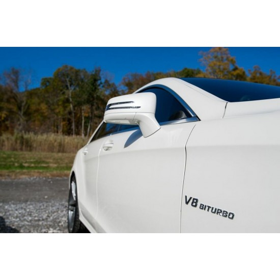 Емблема за Мерцедес Бенц -  V8 BITURBO