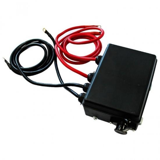 Електрическа лебедка 6000LBS.