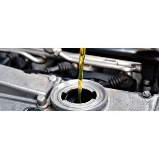 STP Добавка за спиране теча на масло в двигателя 300мл