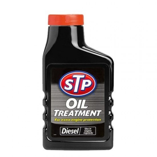 STP Добавка за масло на дизелови двигатели 300мл