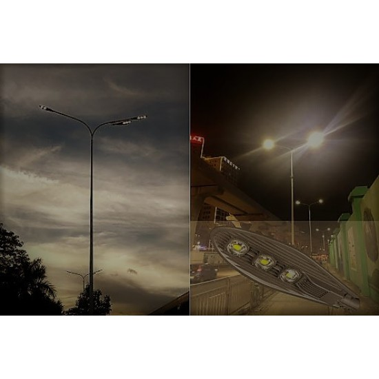 Улична соларна лампа LED 230W, COBRA